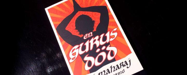 Bild på boken En Gurus Död