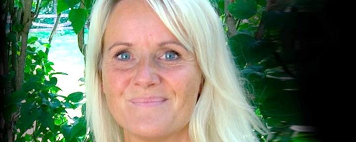 Porträttfoto på Eva-Lotta Bengtsson